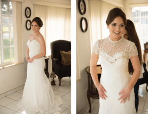 Wedding Dress | Behind the Face Photography