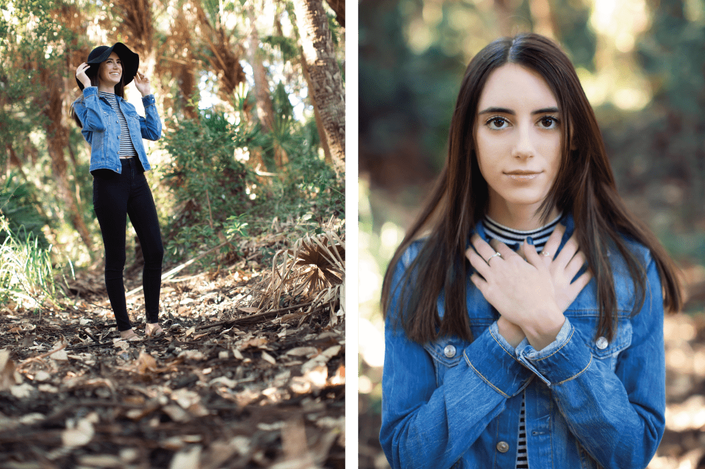 Senior Photo Shoot | Behind the Face Photography
