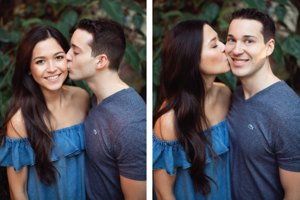 Behind the Face Photography | Engagment