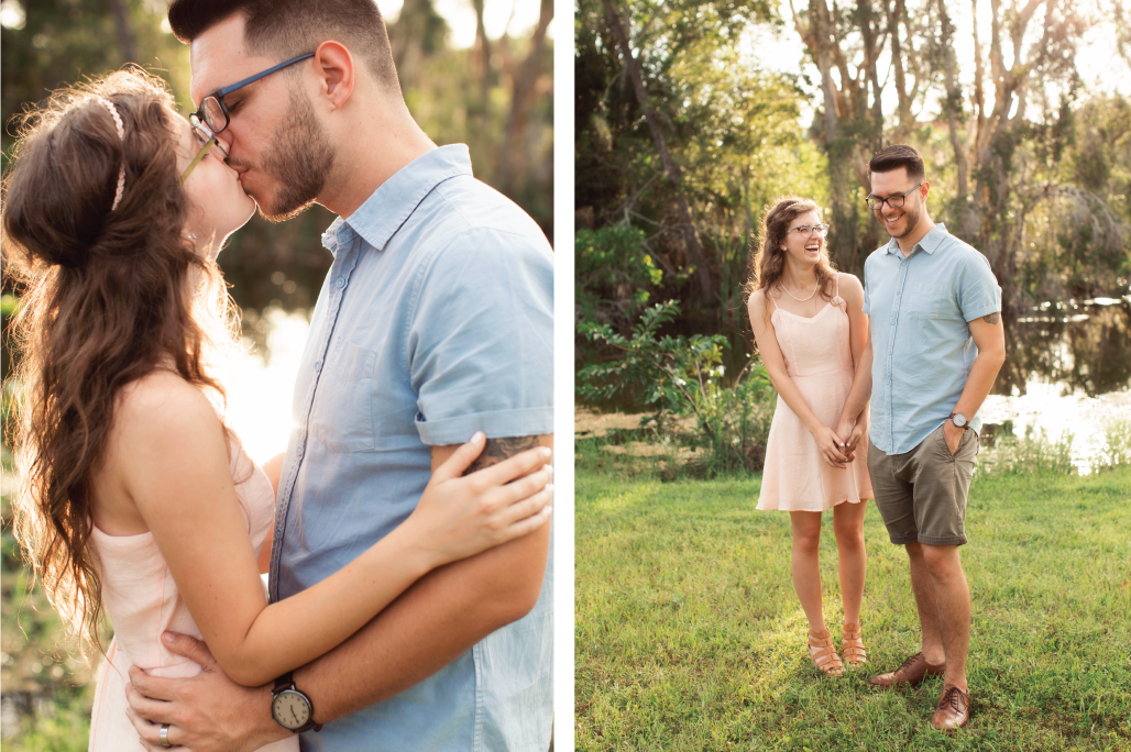 Behind the Face Photography | Engagement
